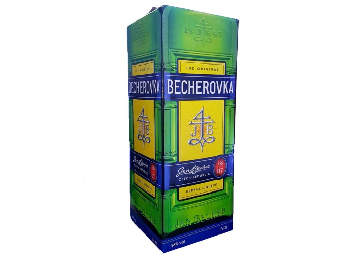 Бехеровка 2 литра(becherovka 2l)
