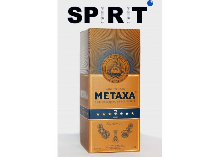 Метакса 3 литра (Metaxa 3л)