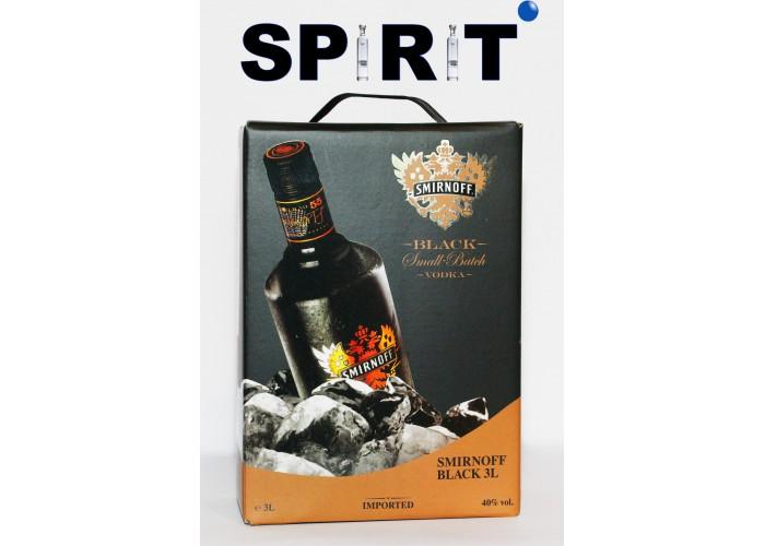 Смирнов Блек 3 литра (Smirnoff black 3л)