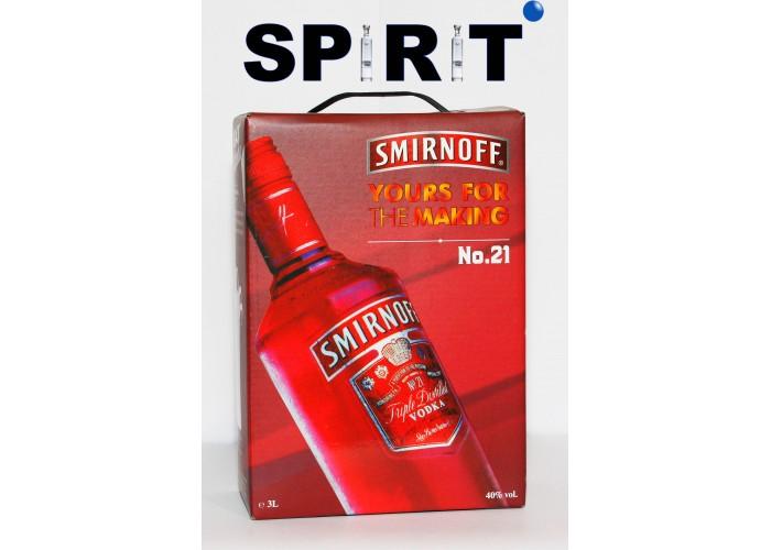 Смирнов Клюква 3 литра (Smirnoff Cranberry 3л)