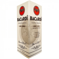 Бакарди Карта Бланка 2 литра(bacardi carta blanca 2l)