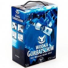 Водка Горбачёв 37,5% 3 литра(Gorbachev 3l)