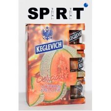 Кеглевич Дыня 2 литра (Keglevich Melone 2л) + 3 стопки