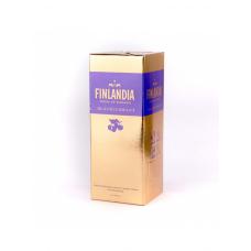 Водка Финляндия Смородина 2 литра (Finlandia Blackcurrant 2л) тетрапак