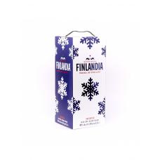 Водка Финляндия 3 литра (Finlandia 3л) тетрапак