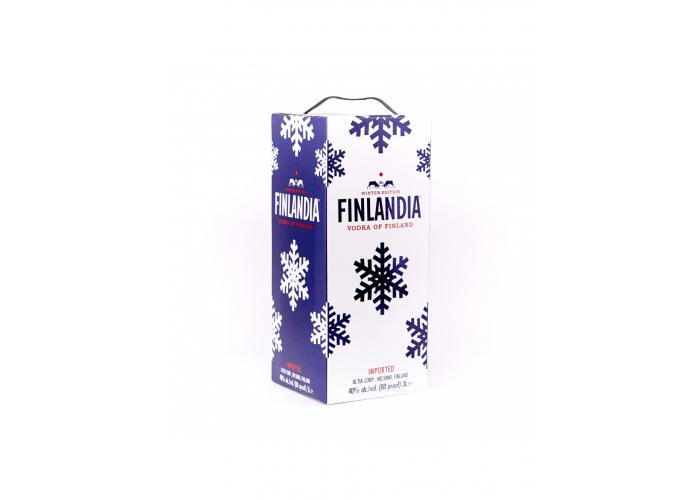 Финляндия 3 литра (Finlandia 3л)
