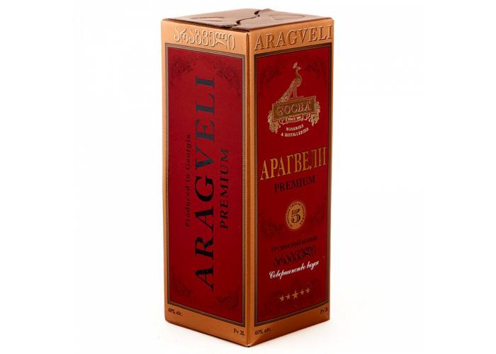 Арагвели 2 литра (Aragveli 2л)